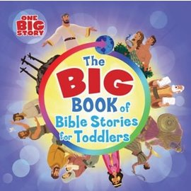 The Big Book of Bible Stories for Toddlers, Board Book