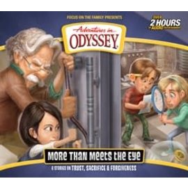 AudioBook - Adventures in Odyssey #67: More than Meets the Eye (2 CD)