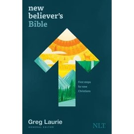NLT New Believer's Bible, Paperback