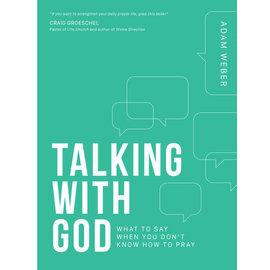Talking with God (Adam Weber), Paperback