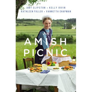 An Amish Picnic, 4-in-1, Paperback