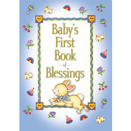 Baby's First Book of Blessings, Board Book