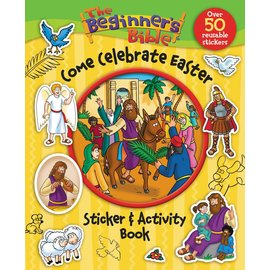 Beginner's Bible: Come Celebrate Easter Sticker and Activity Book