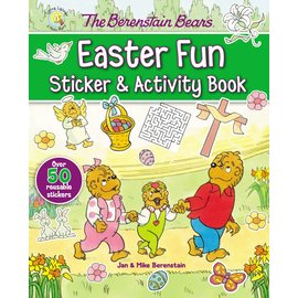 Berenstain Bears: Easter Fun Sticker and Activity Book