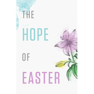 Good News Bulk Tracts: The Hope of Easter
