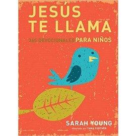 Jesús Te Llama 365 Lecturas Devocionales Para Niños