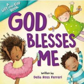 God Blesses Me (Della Ross Ferreri), Lift-the-Flap Board Book