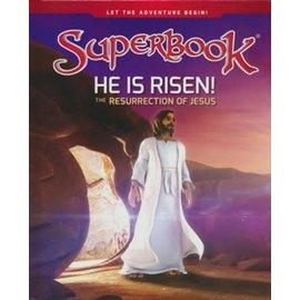 Superbook: He Is Risen!