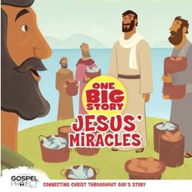 One Big Story: Jesus' Miracles, Hardcover