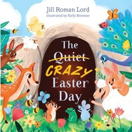 The Crazy Easter Day, Board Book