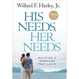His Needs, Her Needs (Willard F. Harley, Jr.), Hardcover
