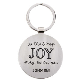 Keychain - That my Joy, Tin