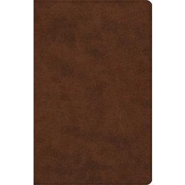 ESV Prayer Bible, Brown TruTone