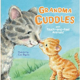 Grandma Cuddles, Board Book