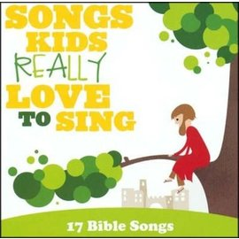 CD - Songs Kids Really Love to Sing: 17 Bible Songs
