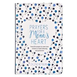 Prayers for a Mom's Heart, Faux Leather