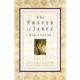 The Prayer of Jabez, Bible Study (Bruce Wilkinson), Paperback