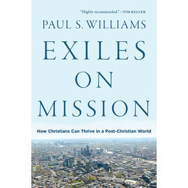 Exiles on Mission (Paul S. Williams), Paperback