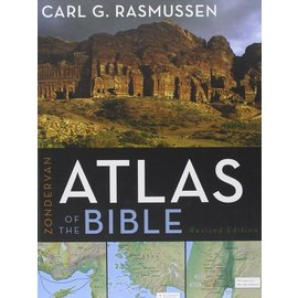 Zondervan Atlas of the Bible (Carl G. Rasmussen), Hardcover