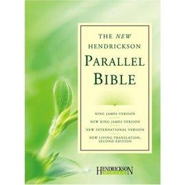 KJV/NKJV/NIV/NLT Parallel Bible