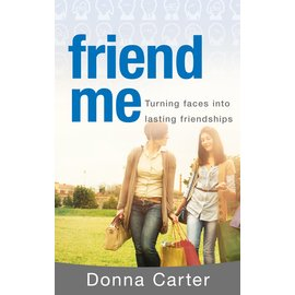 Friend Me (Donna Carter), Paperback