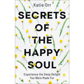 Secrets of the Happy Soul (Katie Orr), Paperback