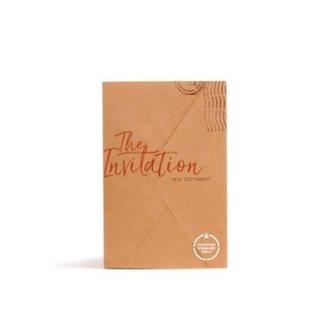 CSB The Invitation New Testament, Paperback