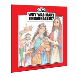 Why Was Mary Embarrassed? (Wonder Books Series)