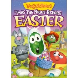 DVD - 'Twas the Night Before Easter (VeggieTales)