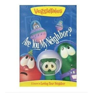 DVD - Veggie Tales: Are You My Neighbor?