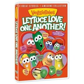 DVD - Veggie Tales: Lettuce Love One Another