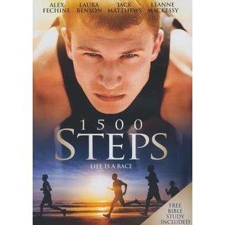 DVD - 1500 Steps w/Bible Study