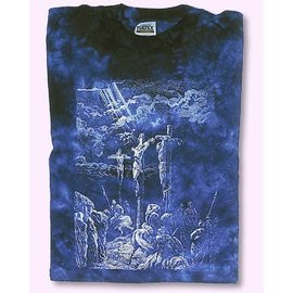 T-shirt - WD Crucifixion, Navy