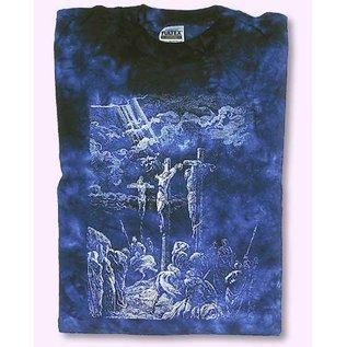 T-shirt - WD Crucifixion, Navy