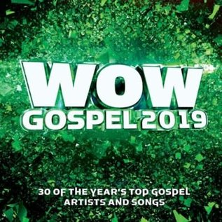 CD - WOW Gospel 2019