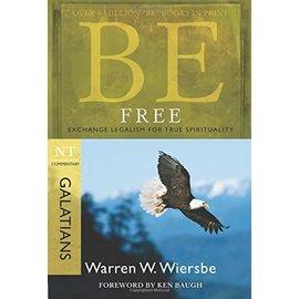 BE Free: Galatians (Warren Wiersbe)