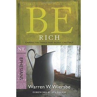 BE Rich: Ephesians (Warren Wiersbe)