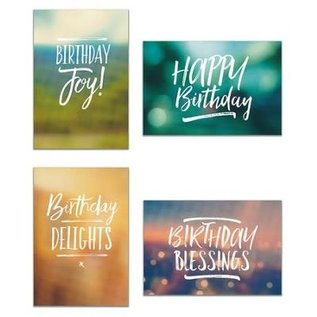 Boxed Cards - Birthday, Simply Stated