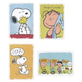 Boxed Cards - Encouragement, Peanuts