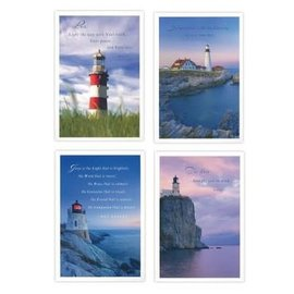Boxed Cards - Praying for You, Lighthouses