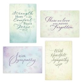 Boxed Cards - Sympathy, Simply Stated