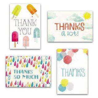 Boxed Cards - Thank You, Fun