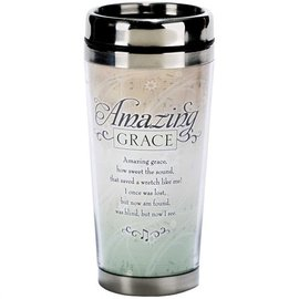 Travel Mug - Amazing Grace