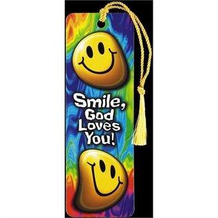 Bookmark - Smile Tassel