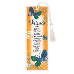 Bookmark - Friends are a Gift from God