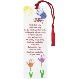 Bookmark - Mommy, Tassel