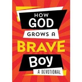 How God Grows a Brave Boy