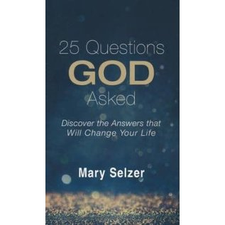 25 Questions God Asked (Mary Selzer), Paperback