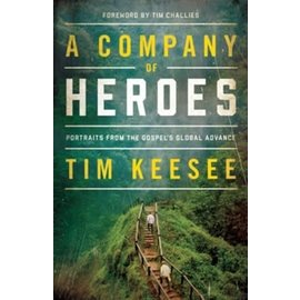 A Company of Heroes (Tim Keesee), Paperback