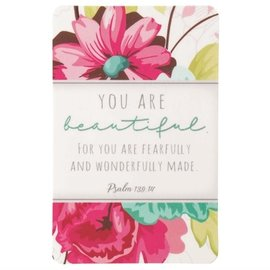 Pocket Card - You Are Beautiful
